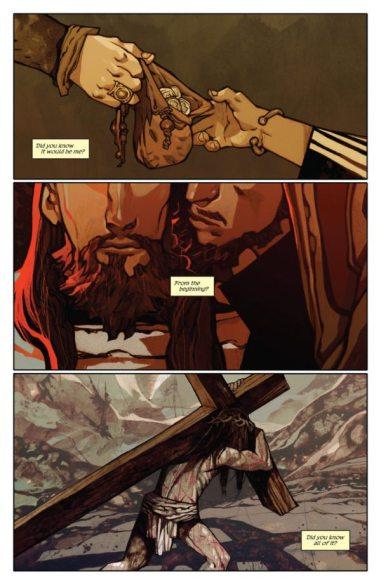 Judas #1, Page 3