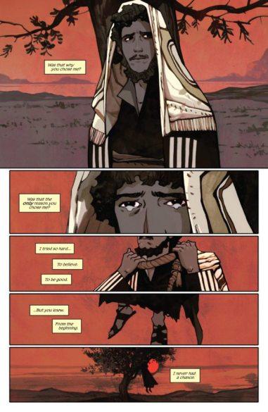 Judas #1, Page 4