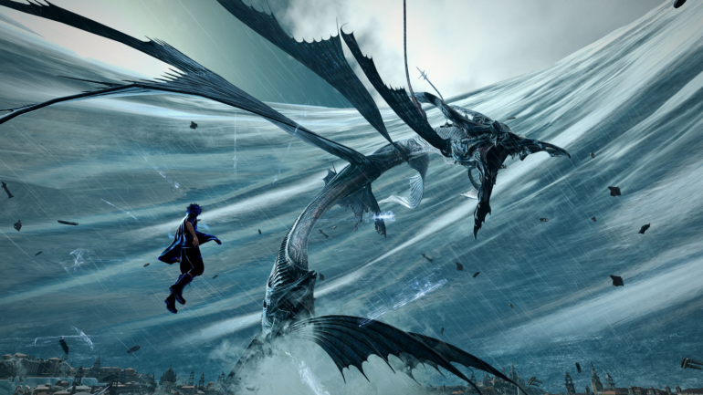 Leviathan-Battle-FFXV